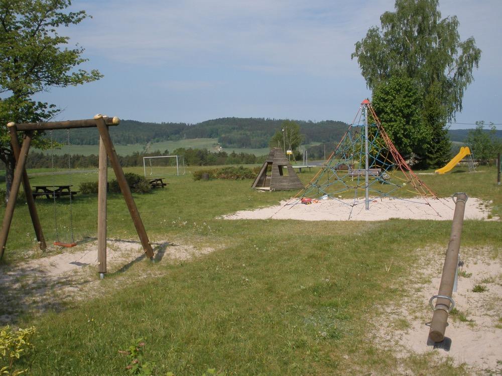 Spielplatz in Roth